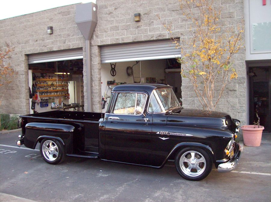 You are browsing images from: 56 Chevy Pickup
