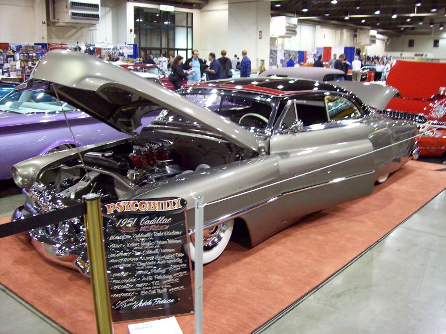 You are browsing images from: 51 Cadillac
