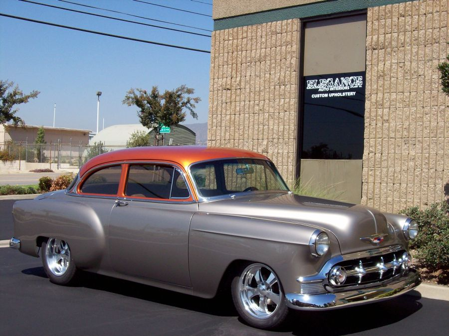 You are browsing images from: 53 Chevy