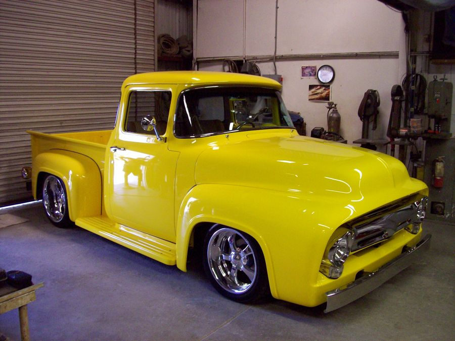 You are browsing images from: 56 Ford Pickup