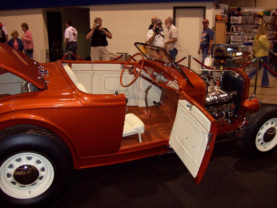 You are browsing images from: Hotrod 32 Roadster